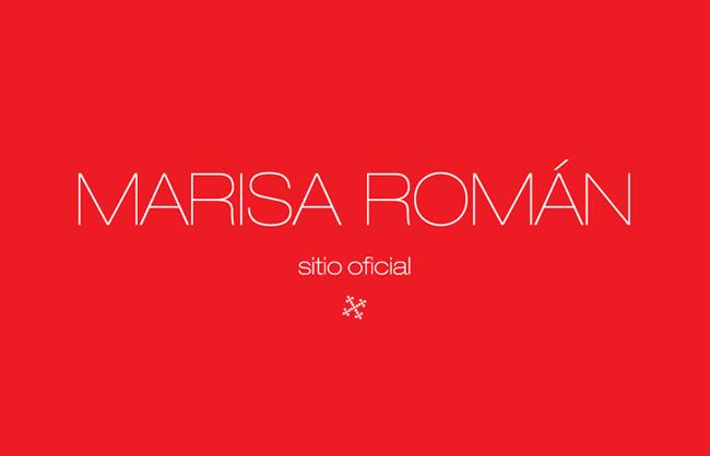 Marisa Román's Portfolio
